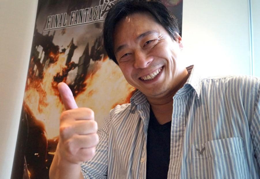 Hajime-Tabata-Final-Fantasy-XV