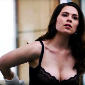 Hayley Atwell Conviction