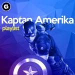 Kaptan Amerika Spotify