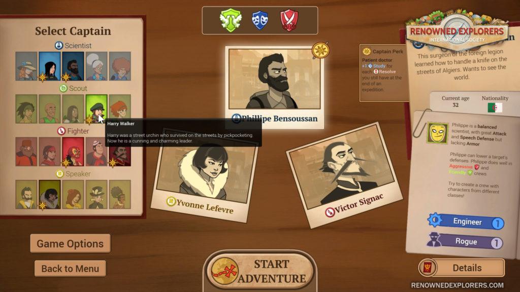 Renowned Explorers 3