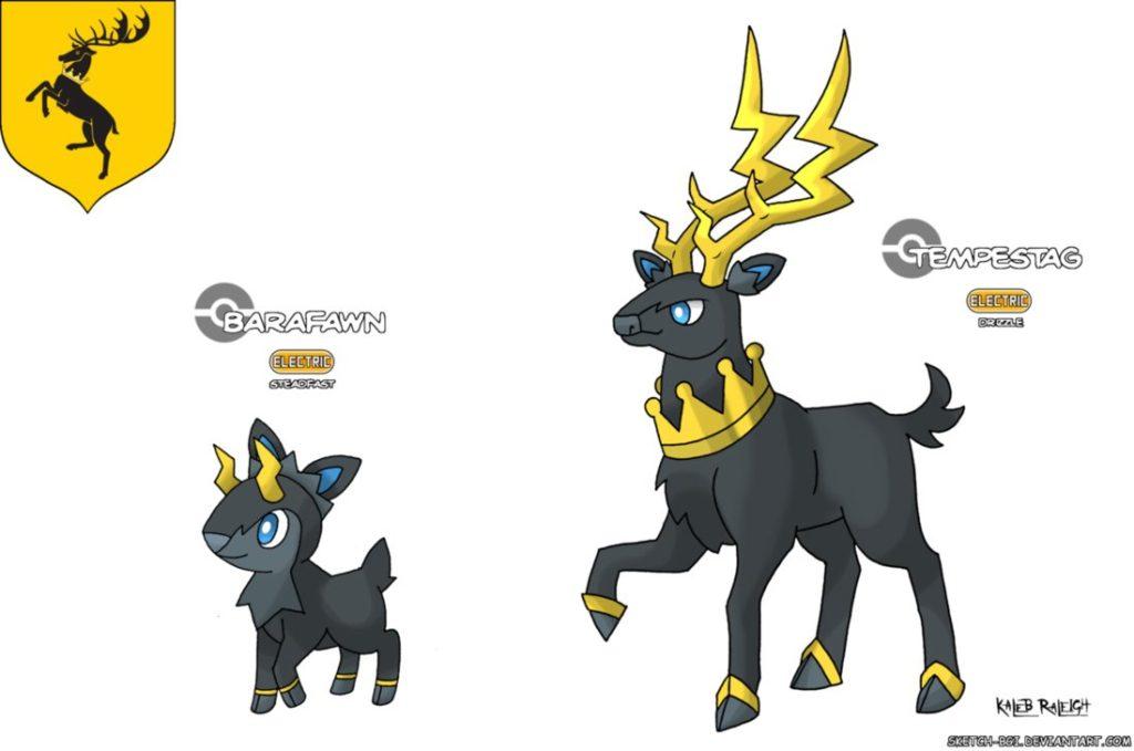 08 Baratheon