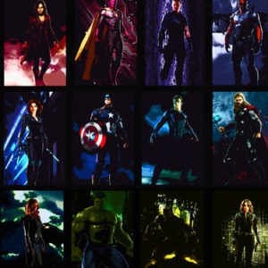 marvel_cinematic_universe_heros__so_far___by_jrangersart-d9fmc74