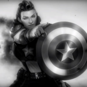 Peggy Carter Cap