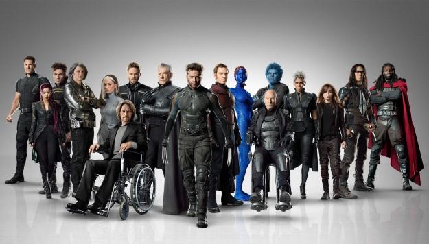 07 X-Men - 4.3 B$, 9 Film