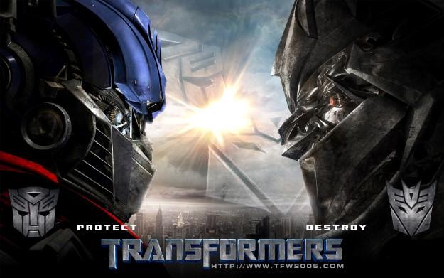 10 Transformers - 3.7 B$, 5 Film