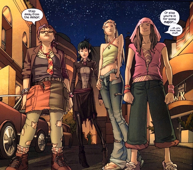 runaways-in-action