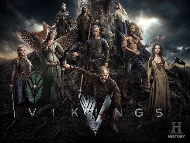 vikings-afiş