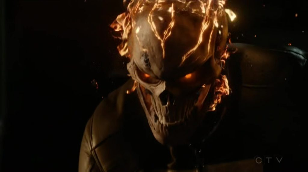 Agents of SHIELD S04E01 Ghost Rider