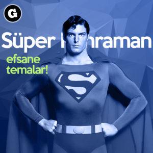 Spotify Süper Kahraman