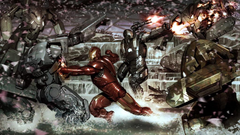 02 Iron Man 2
