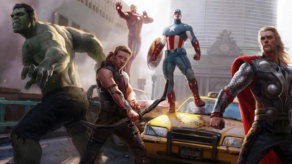 08 The avengers