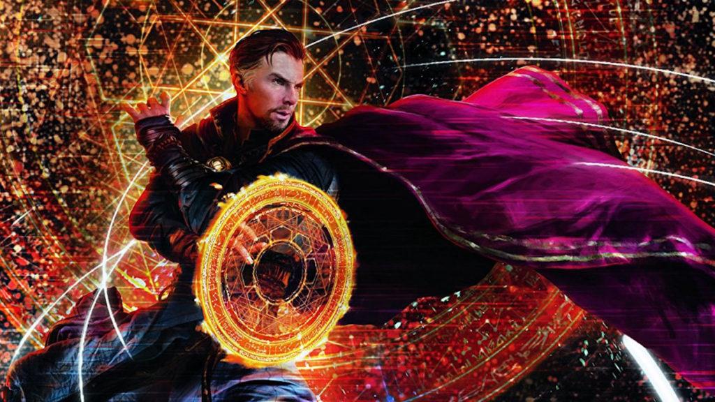 12 Doctor Strange