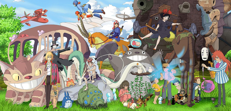miyazaki ile ilgili görsel sonucu