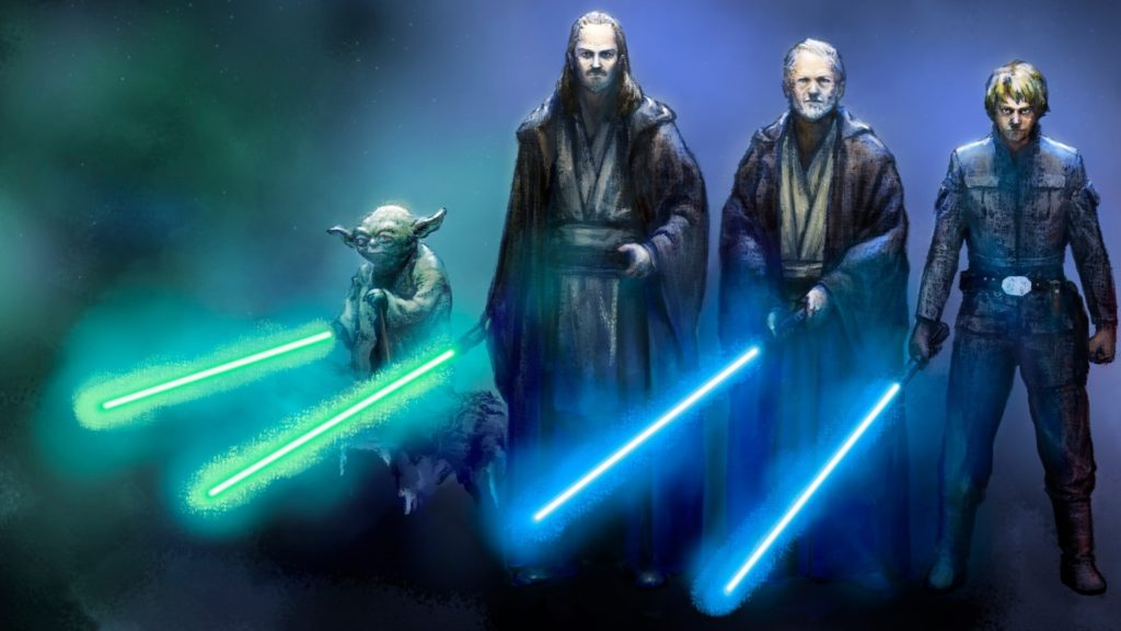 star-wars-jedi-luke-skywalker-obi-wan-kenobi-yoda-digital-art-1920x1080-wallpaper82899