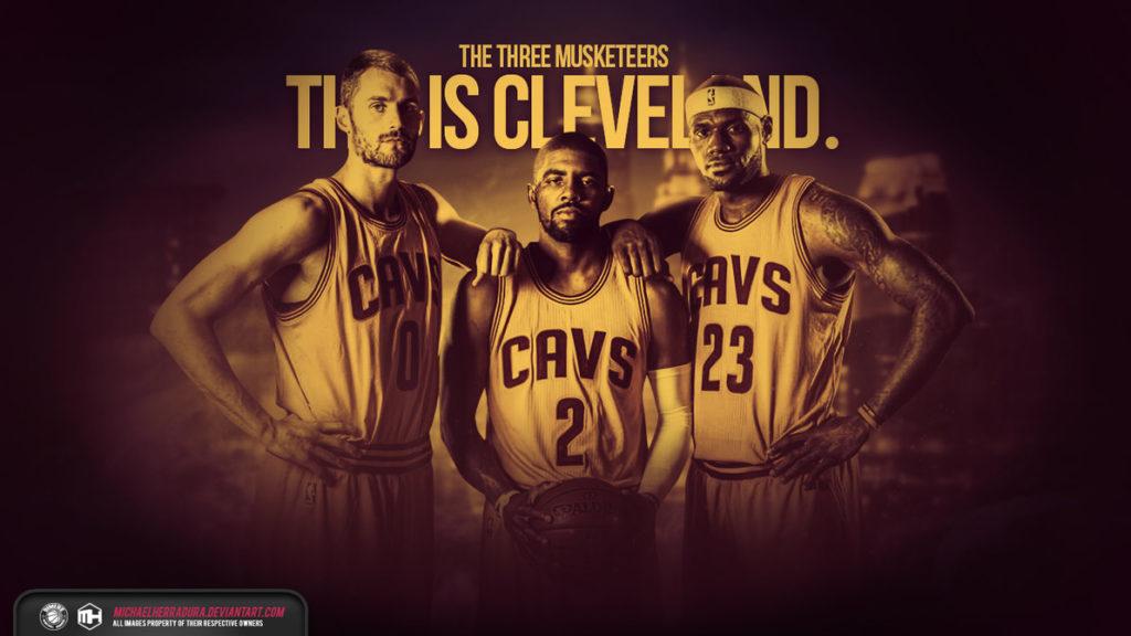 Cleveland Big Three