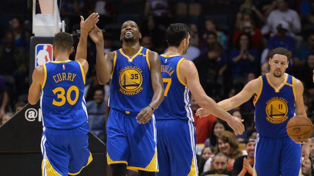 Golden State Team