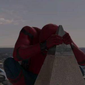 Spider-Man Homecoming Skyscraper