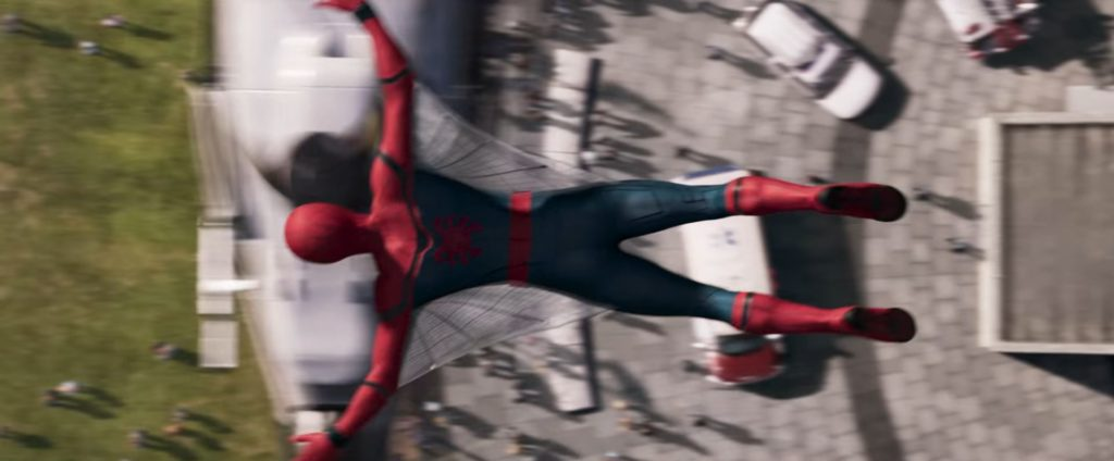 Spider-Man Trailer Teaser