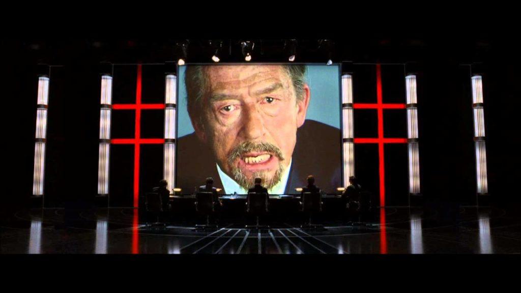 03 V for Vendetta John Hurt