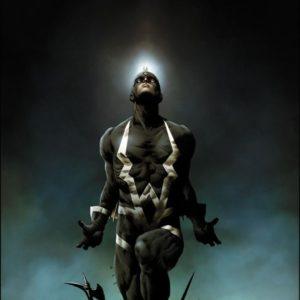 Black Bolt Inhumans