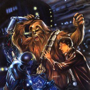 Chewbacca Kol
