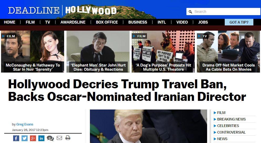 Deadline Trump