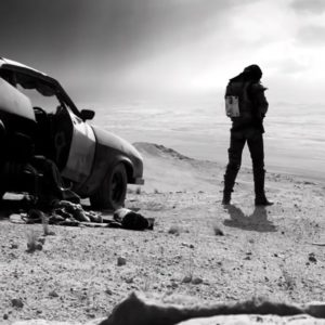 Fury Road Black White