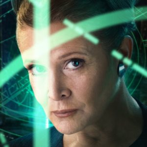 Leia Force Awaken 2