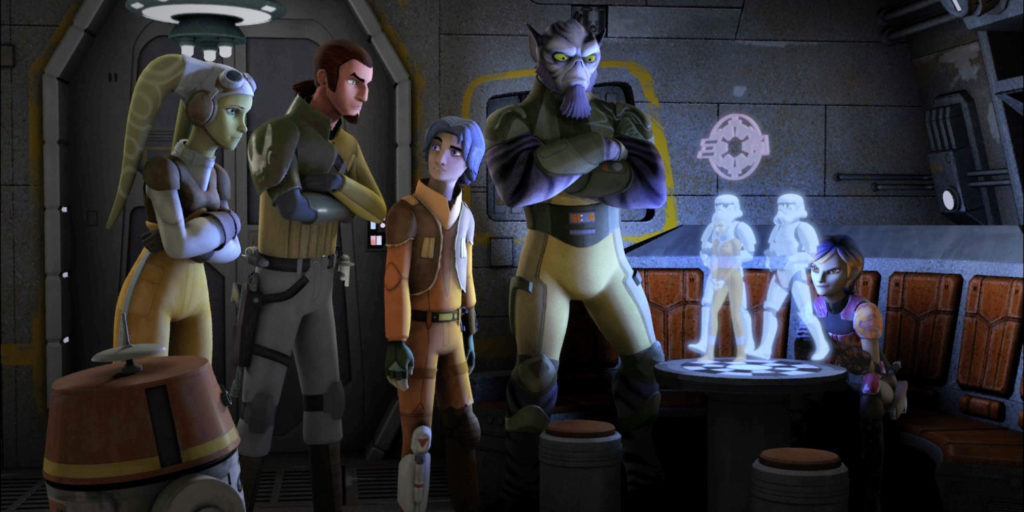Star Wars REbels 6