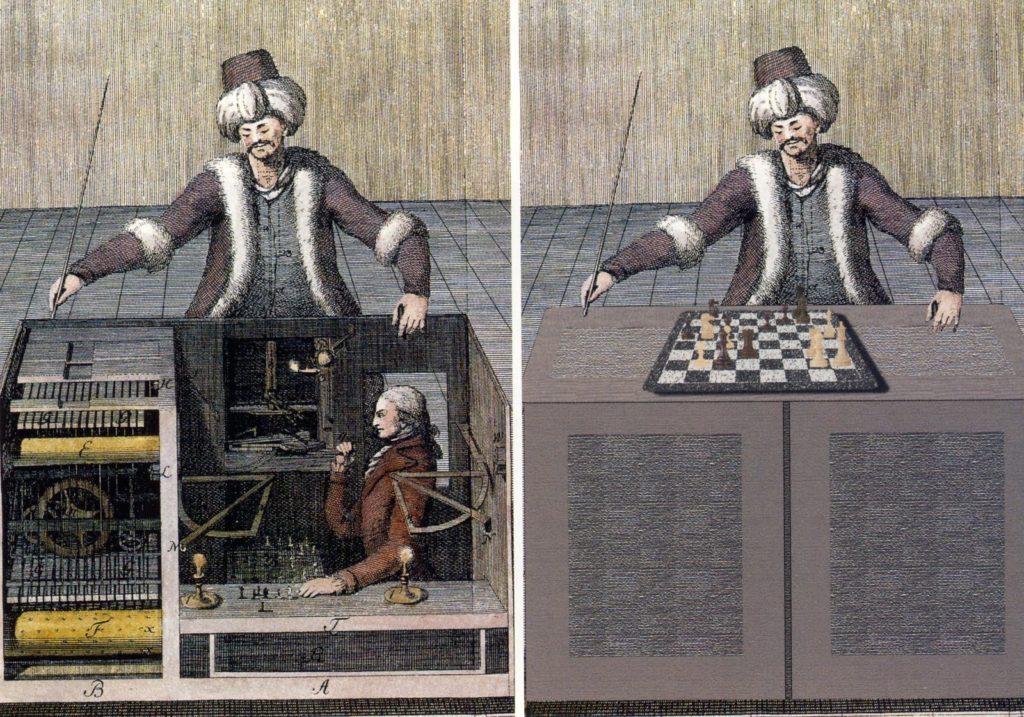 THe Turk Automaton 3