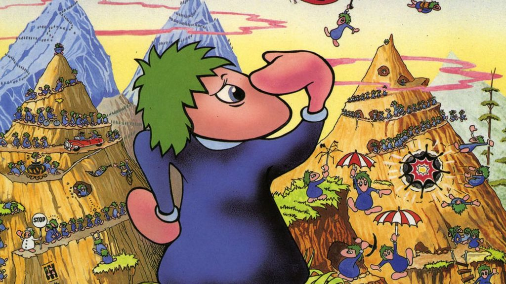 01 Lemmings