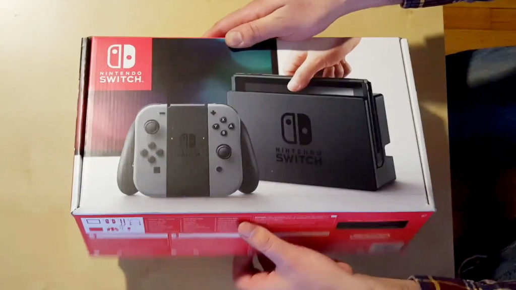 Banner-Switch-Unboxing-Video