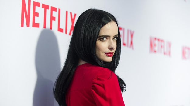 "Netflix Original Series' ""Marvel's Jessica Jones"" FYC Screening And Q&A - Red Carpet"
