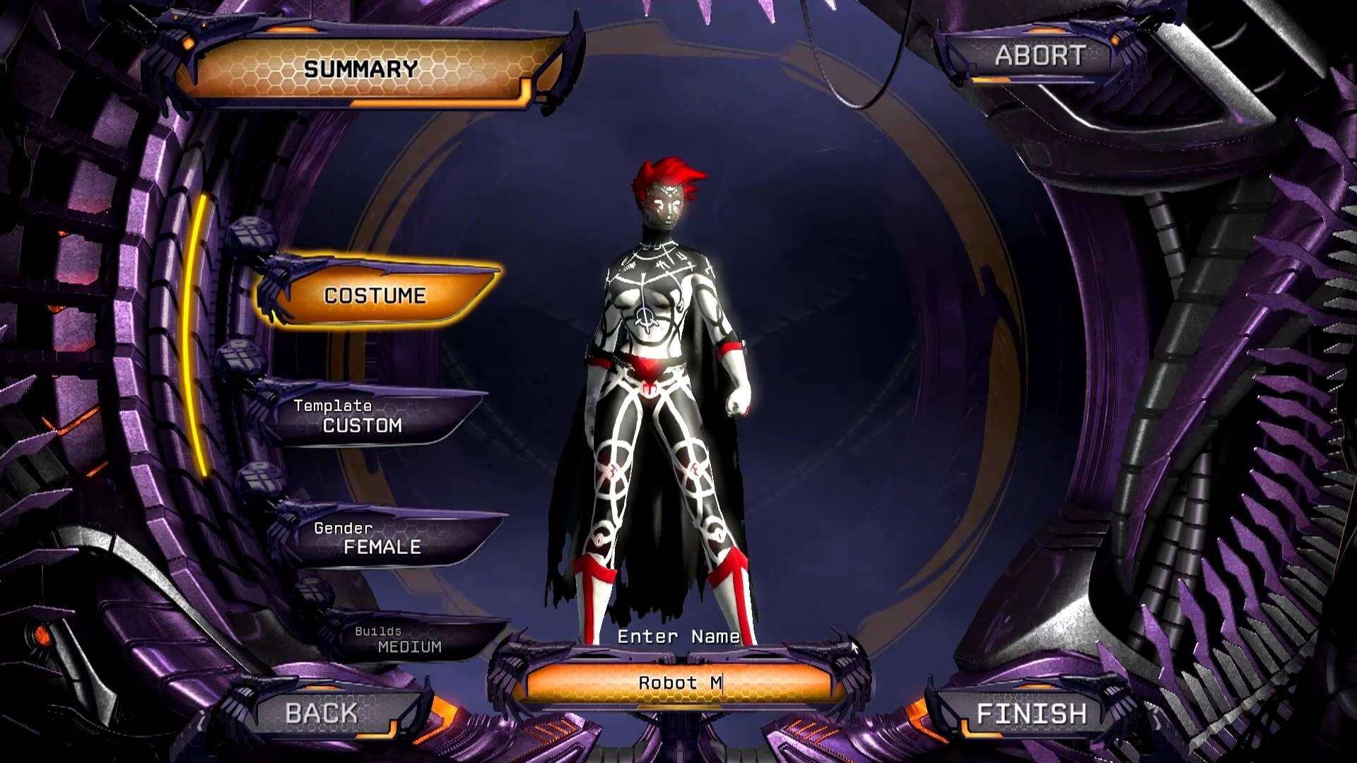 Champions Online Wonder Woman Build