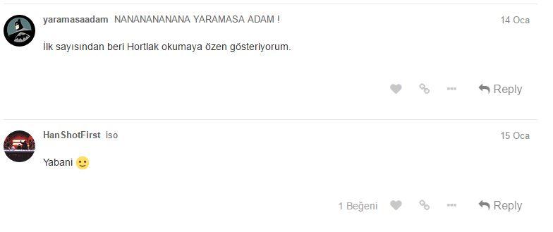 02 Hortlak ve Yabani