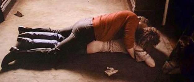"""Last Tango in Paris (1972) """"tereyağı"""" sahnesi"""