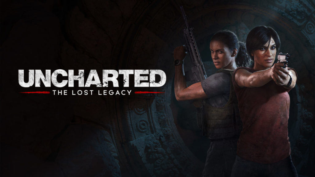 Uncharted 4 Lost Legacy