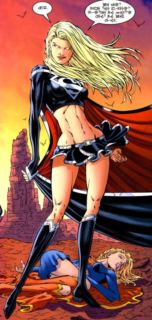 06 Dark Supergirl