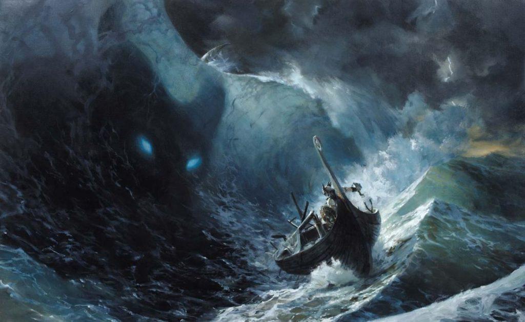 10 Scandinavian mythology