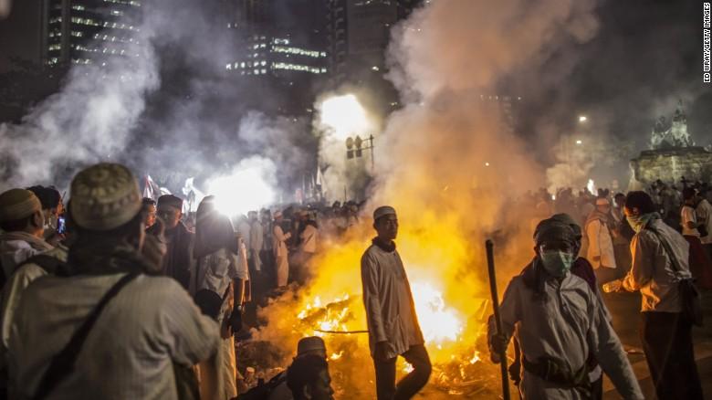 Jakarta Protesto