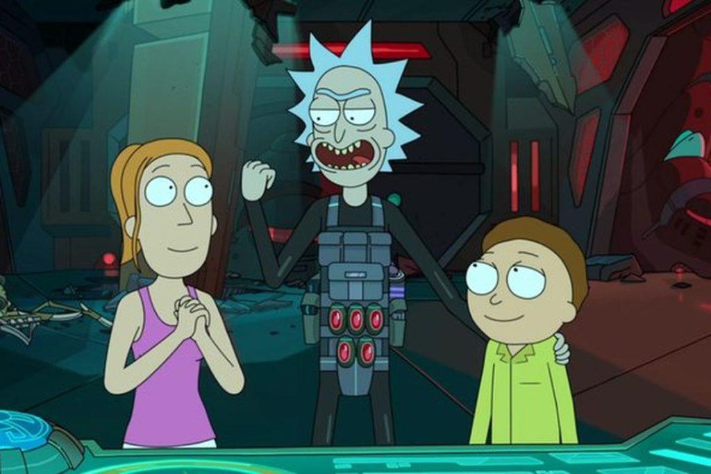 Rick and Morty SEason 3 2