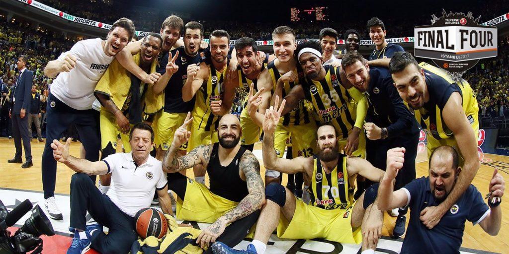 Fenerbahçe Euroleague 2