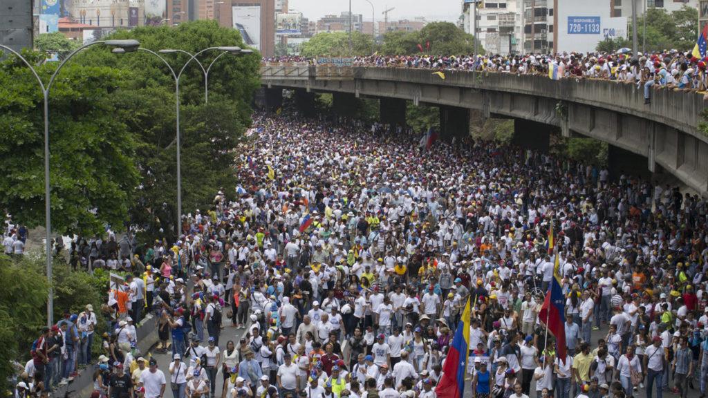 La Madre De Todas Las Marchas