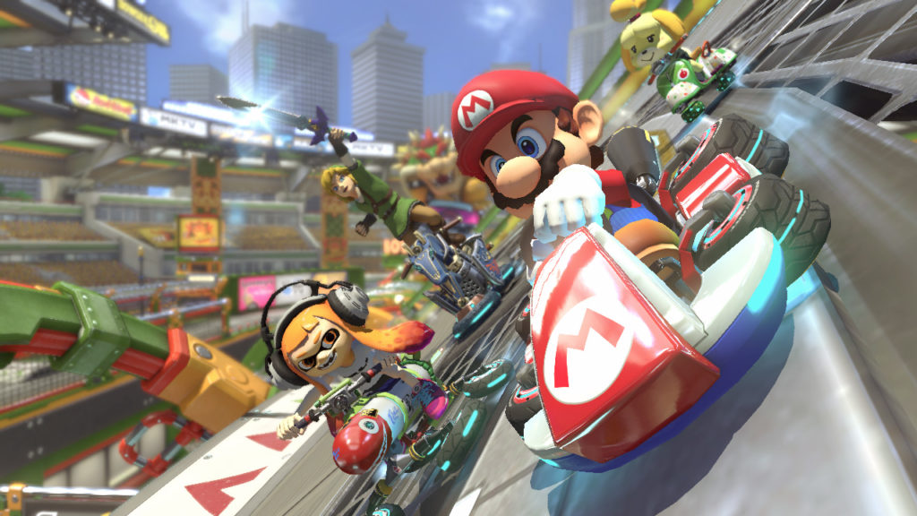 Mario Kart 8 Nintendo Switch