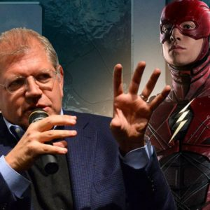 Robert Zemeckis Flash