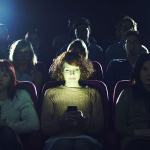 Texting Dark
