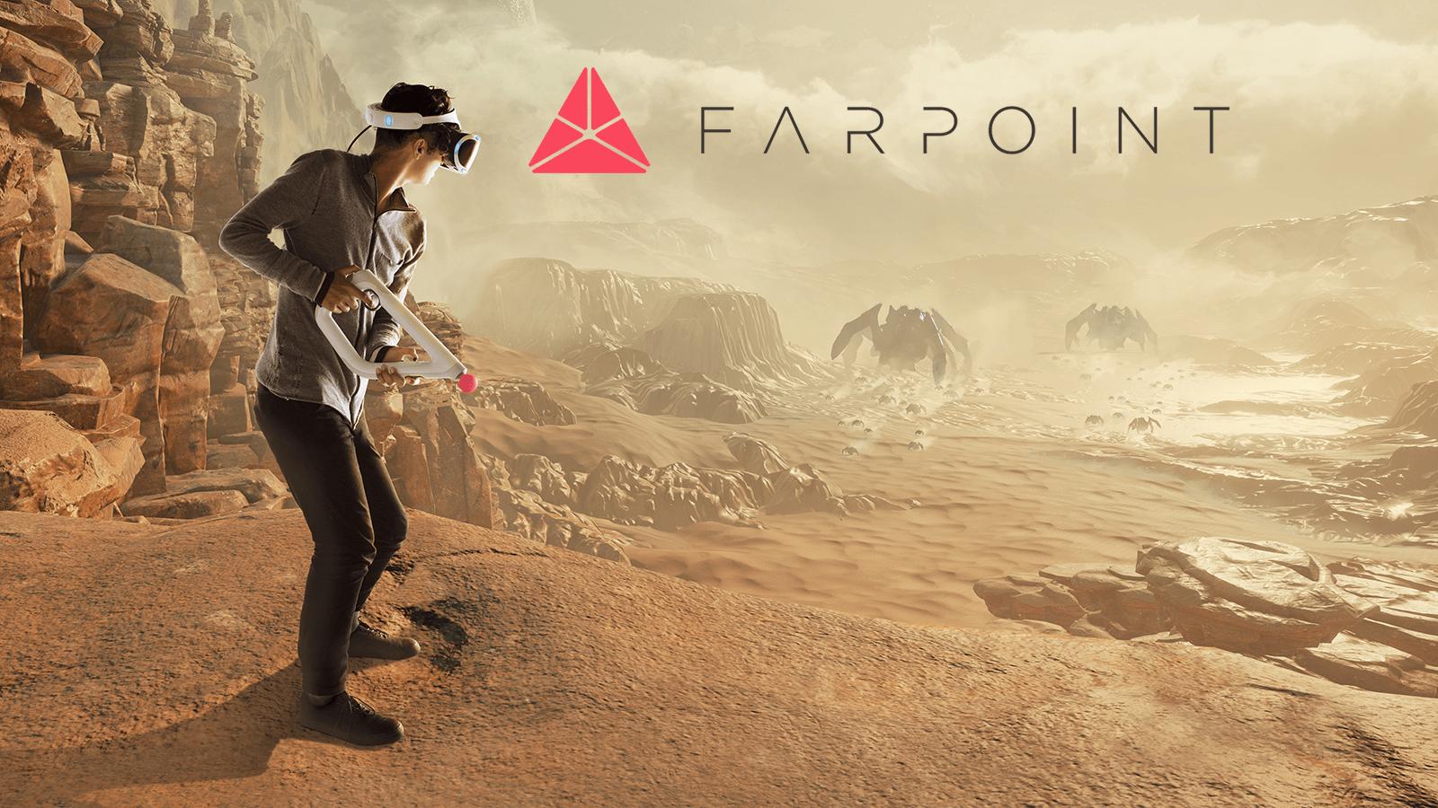 Farpoint-PSVR