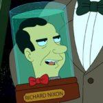 Nixon Futurama