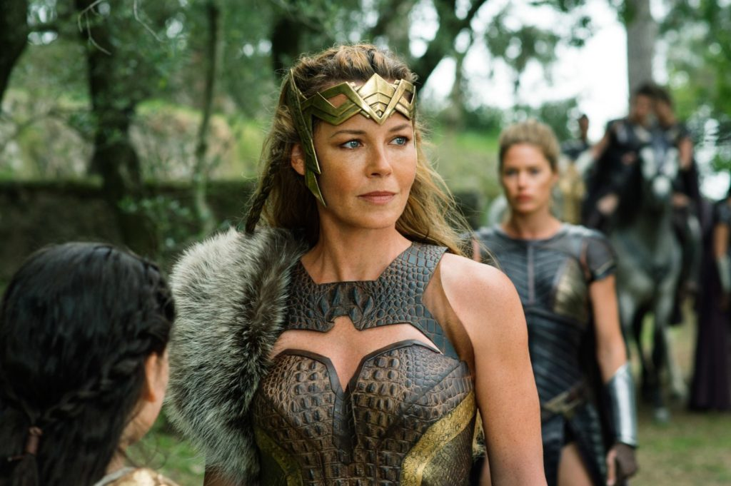Wonder Woman İnceleme 2 Connie Nielsen