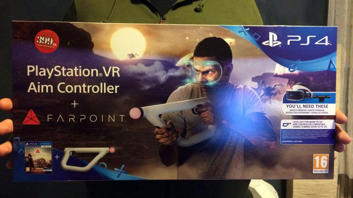 psvr farpoint PS4 inceleme